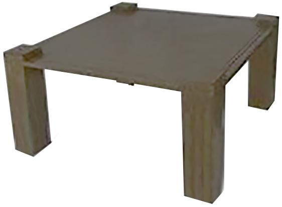Стол журнальный Мебелик Приз 5Н Венге