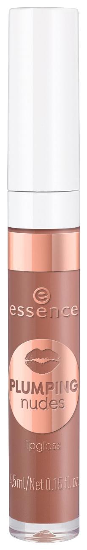 Купить Блеск для губ essence Plumping Nudes Lipgloss 02 big softie 4, 5 мл