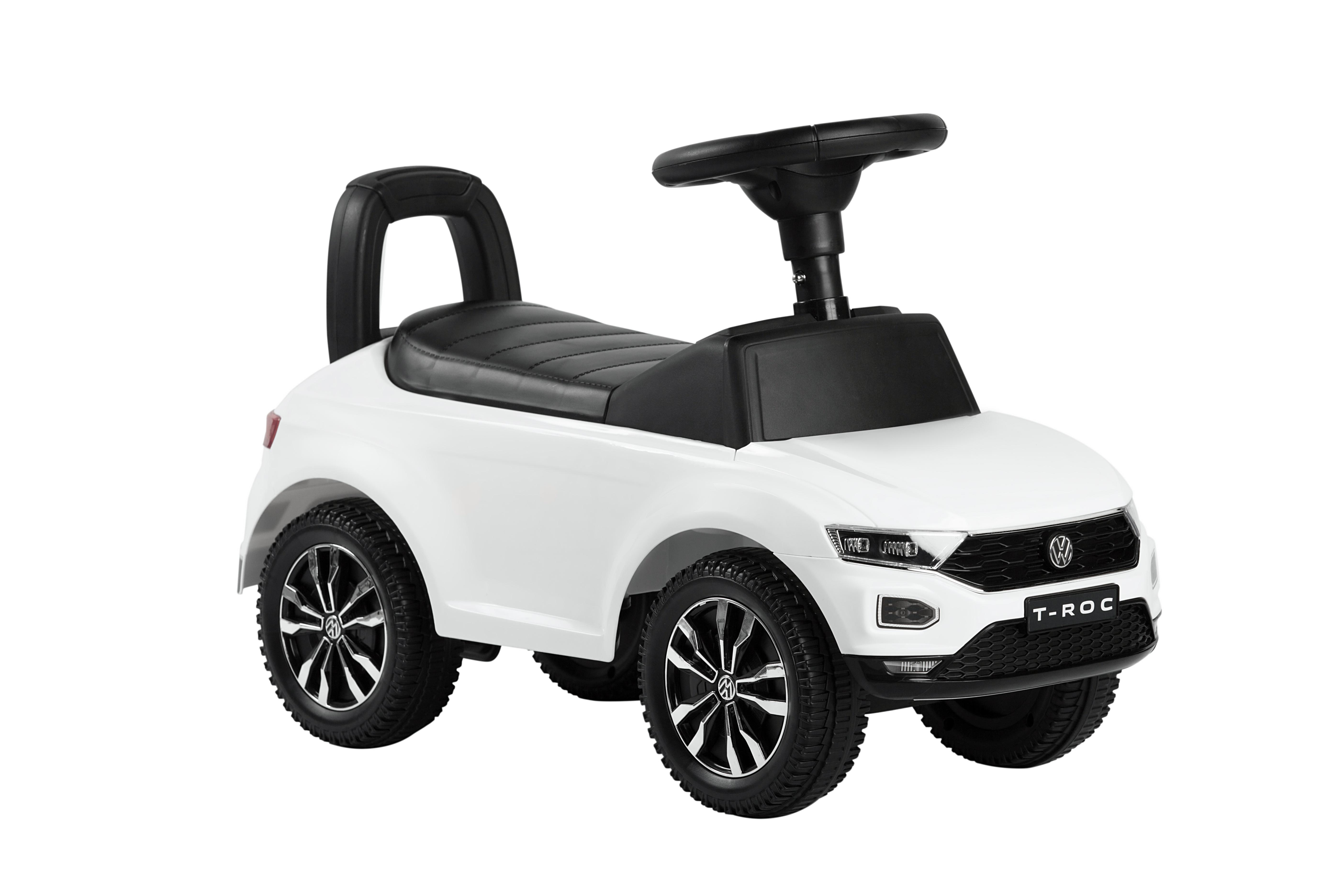 Купить Машина-каталка Tommy Volkswagen T-Roc 113 белый/white, Машинки каталки