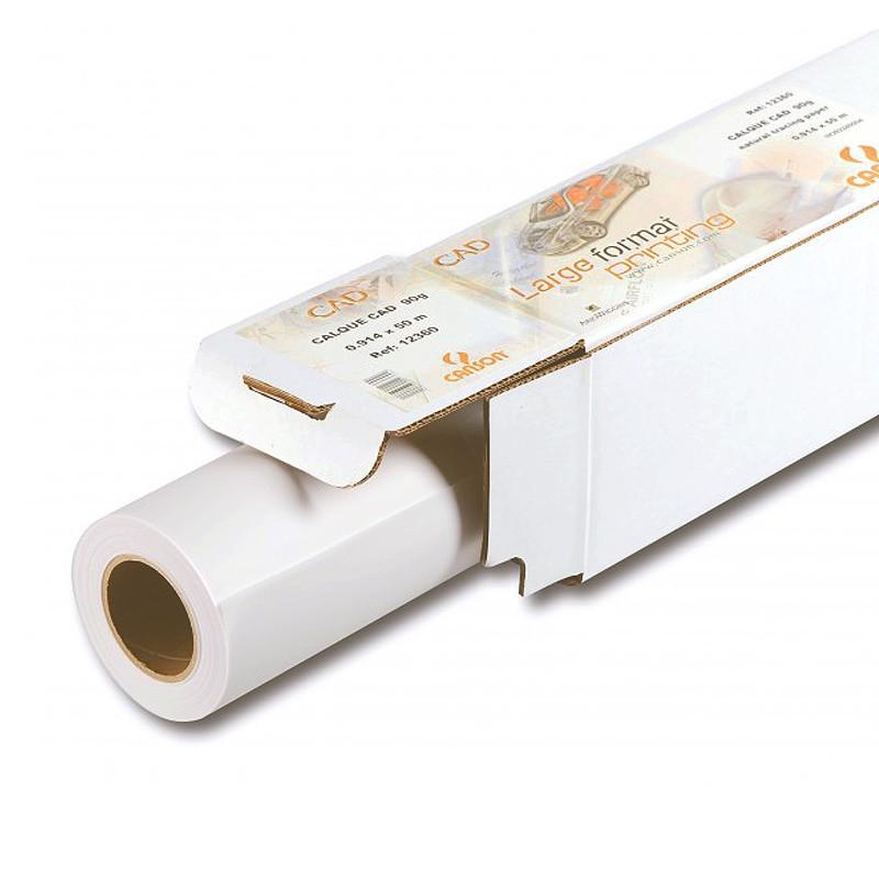 Canson Калька CAD в рулоне CANSON, 90г/м2, 92х5000см фото