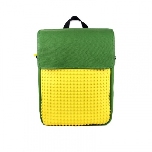 Купить Рюкзак детский Upixel пиксельный Canvas Top Lid pixel Backpack WY-A005, Школьные рюкзаки для девочек