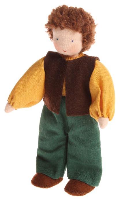 Купить Кукла-папа Браун Grimm's 20060, Grimms, Куклы