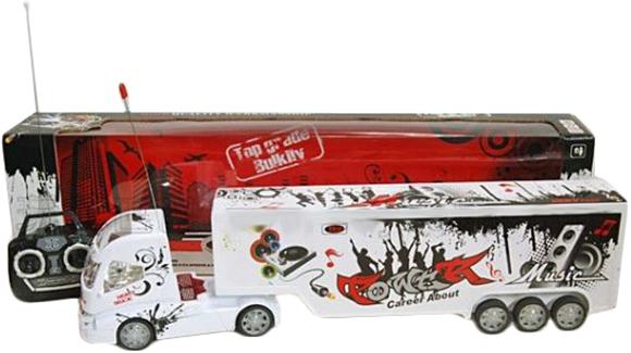 Радиоуправляемый грузовик Lian Sheng 8897 79