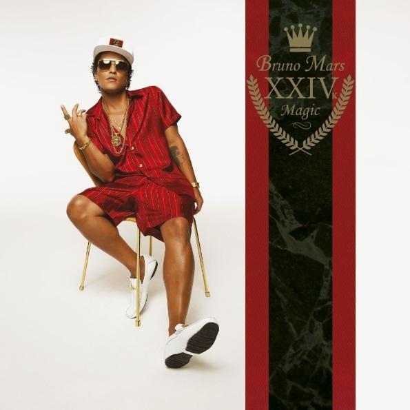 Аудио диск Bruno Mars  24K Magic (Deluxe Edition)(CD+Blu-ray)
