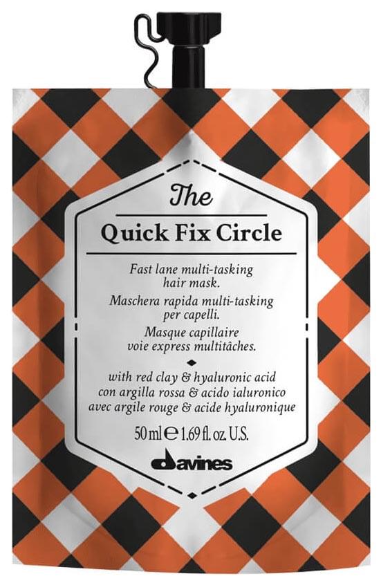 Маска для волос Davines The Quick Fix Circle 50 мл
