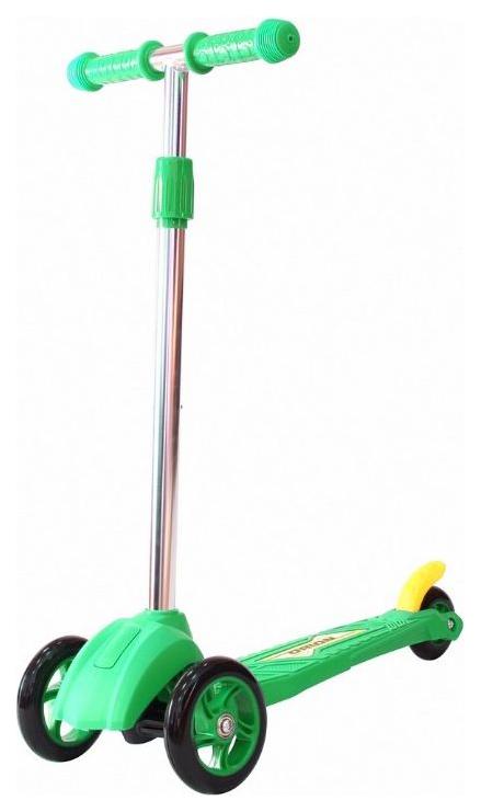 Купить Самокат RT MINI ORION зеленый, R-TOYS, Самокаты детские трехколесные