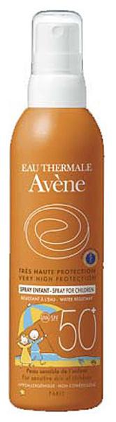 Солнцезащитное средство Avene Для детей SPF50+