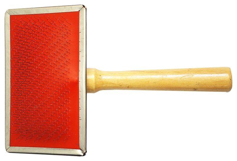 Щетка для животныx №1, 14 x 12 см