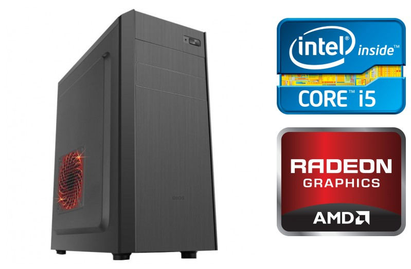Игровой системный блок на Core i5 TopComp PG 7911805