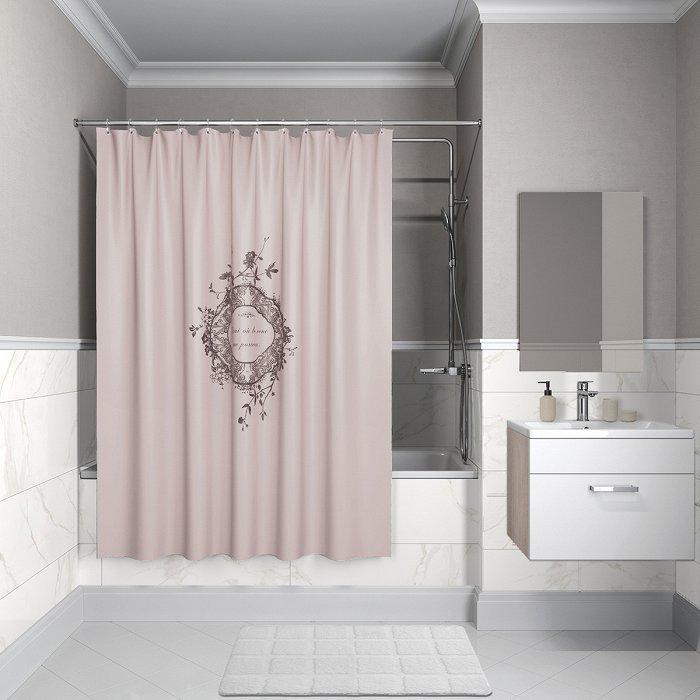 Штора для ванной комнаты IDDIS Basic B15P218i11