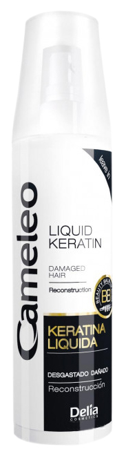 Жидкий кератин Cameleo Реконструкция волос 150 мл