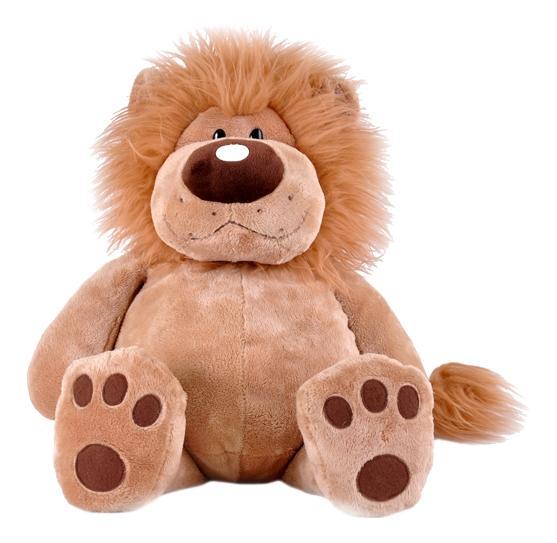 Купить Мягкая игрушка Gulliver Лев ЛЁВА сидячий, 71 см, Мягкие игрушки животные