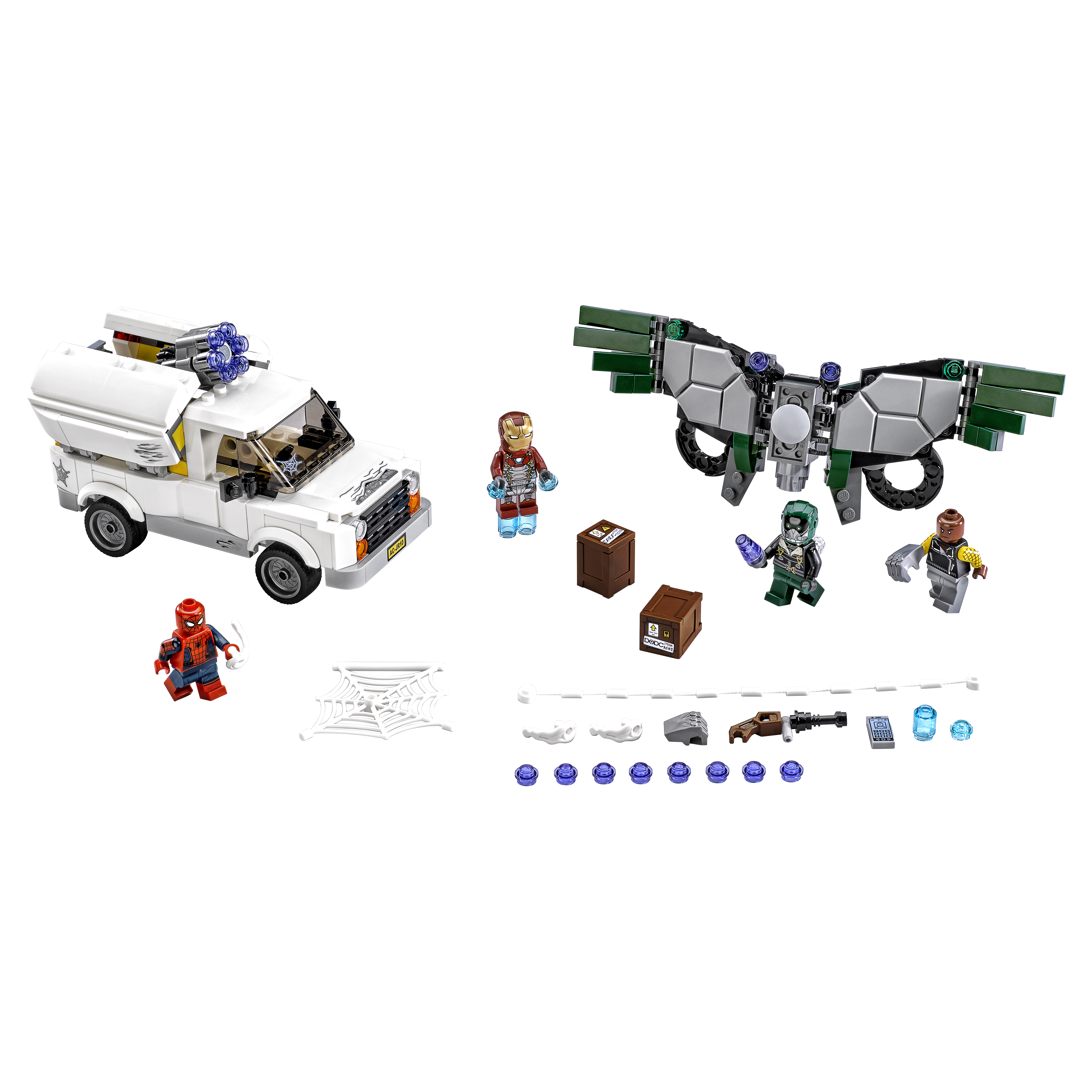 Конструктор LEGO Super Heroes Берегись Стервятника (76083) фото
