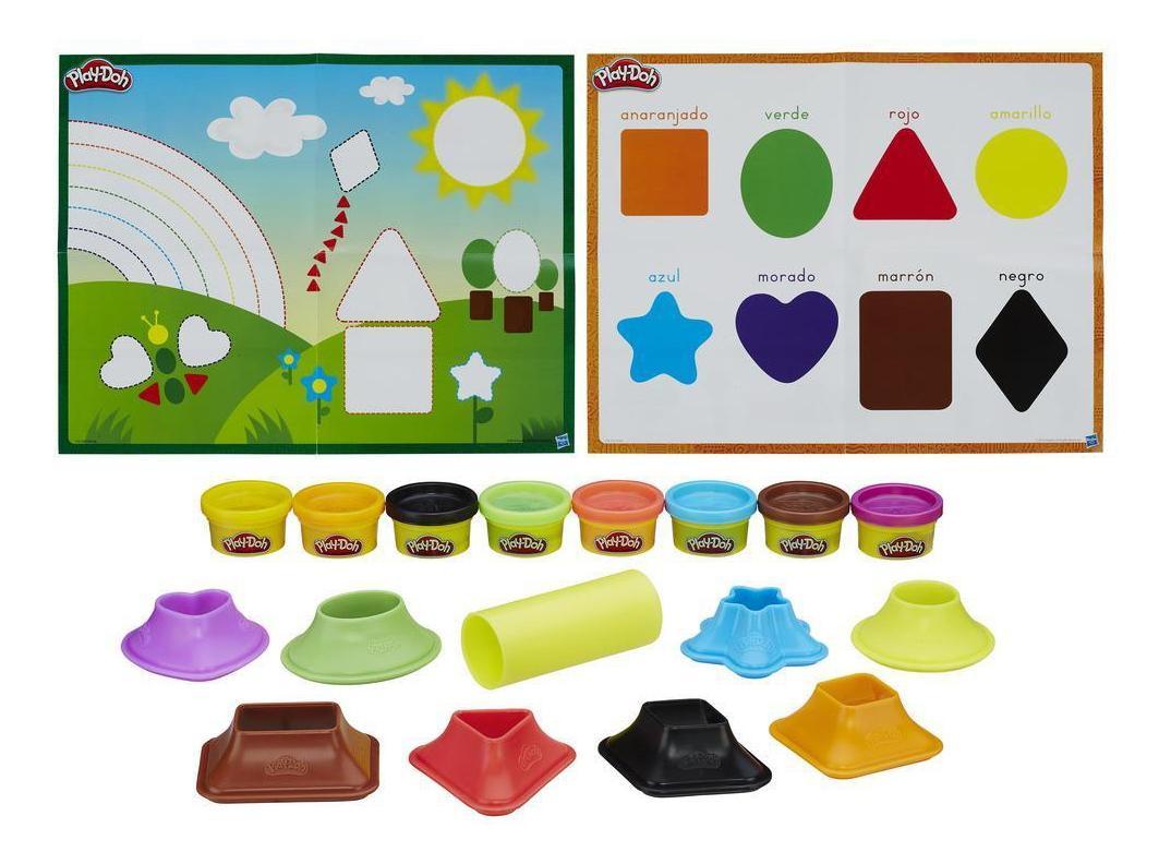 Купить Набор для лепки из пластилина play-doh b3404, Лепка