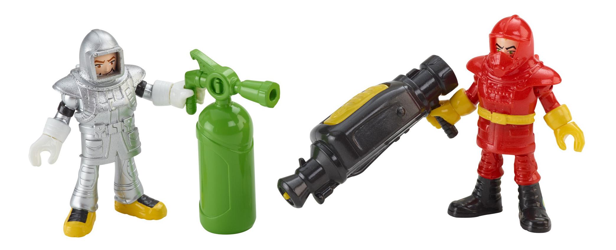 Игровой набор Imaginext® Базовый игровой набор городские спасатели CJM55 CFC15