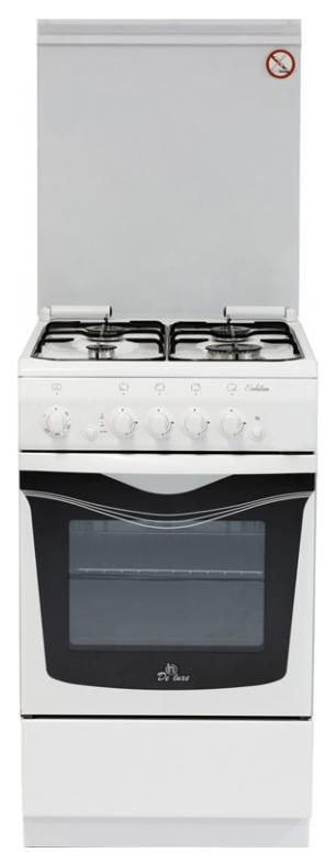 Газовая плита De luxe 506040.04г