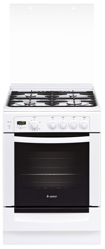 Газовая плита GEFEST ПГ 6100-04 0002 White