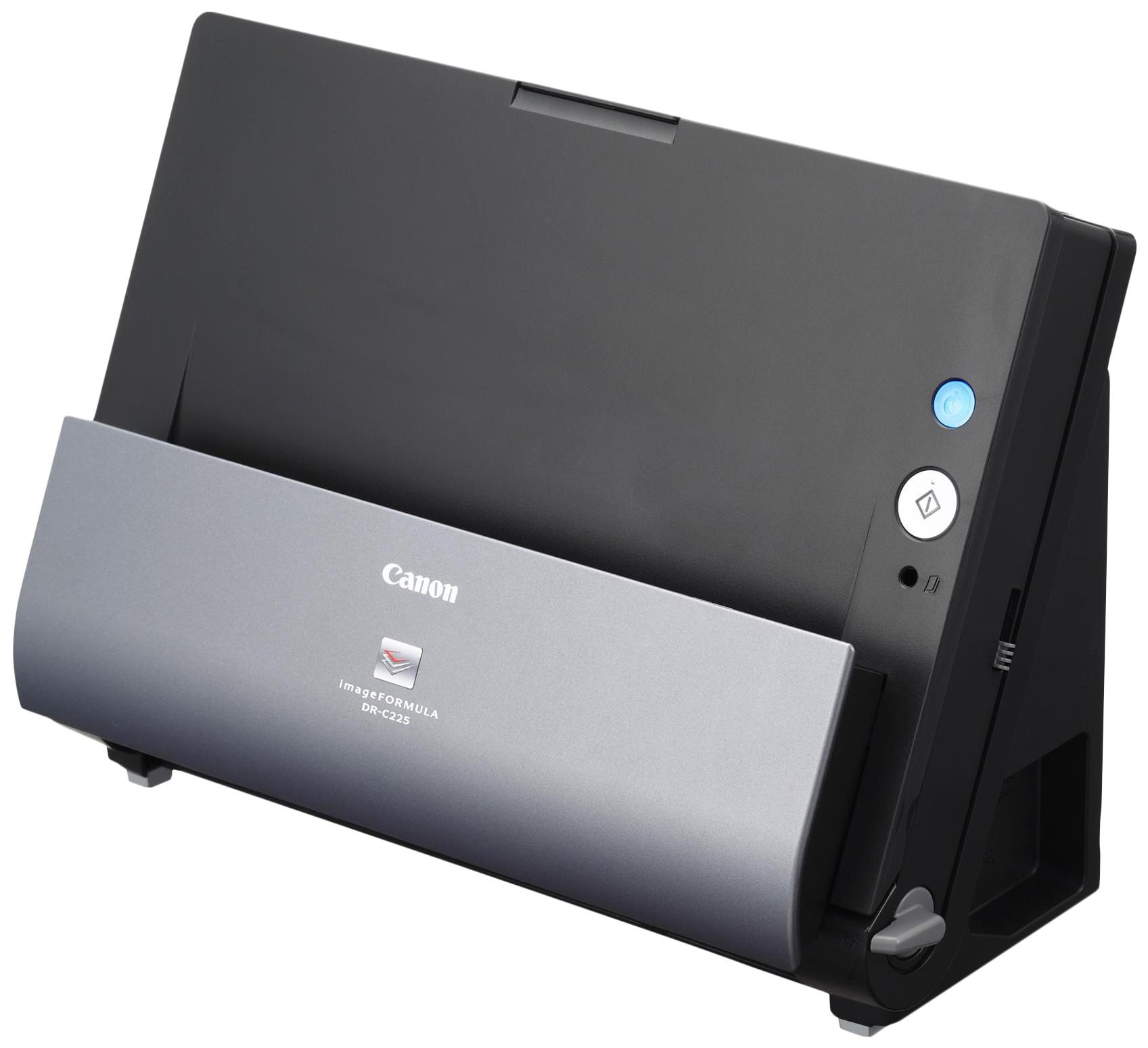 Сканер Canon ImageFORMULA DR C225 9706B003 Черный