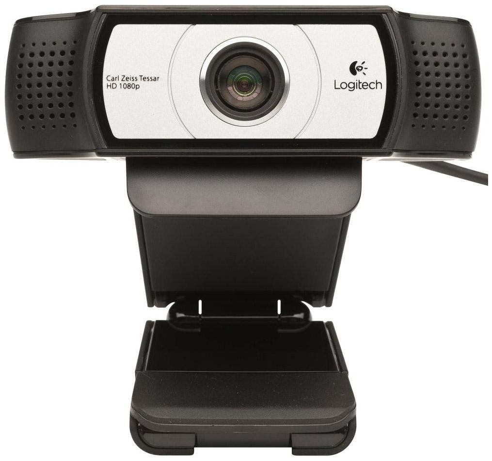 Web камера Logitech C930e Черный