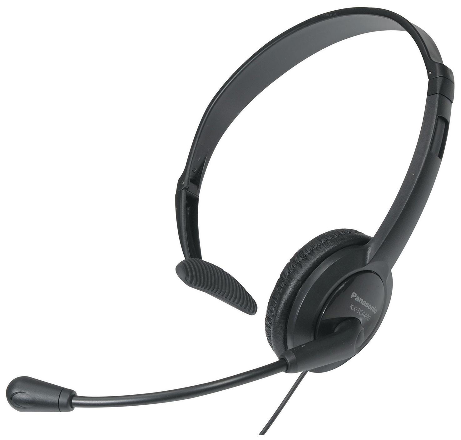 Наушники Panasonic RP TCA400E Black
