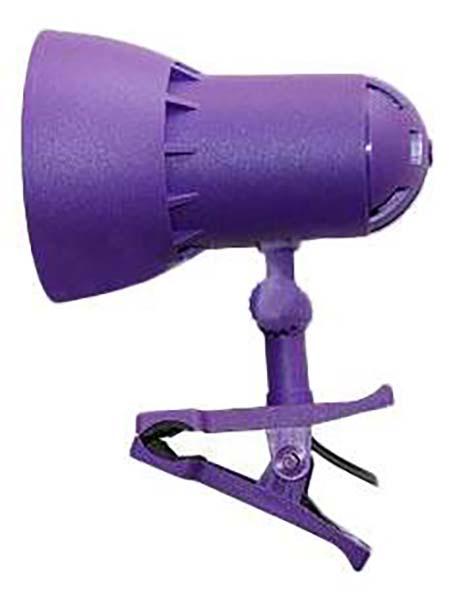 Настольный светильник Трансвит Nadezhda1mini 40Вт фиолетовый