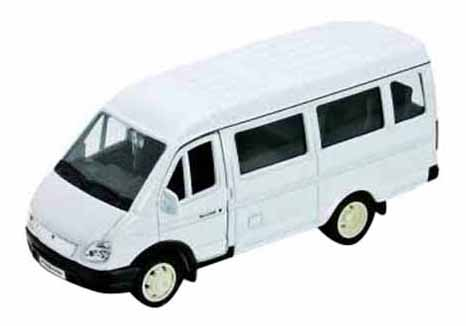 Коллекционная модель Welly Газель фургон 42387C