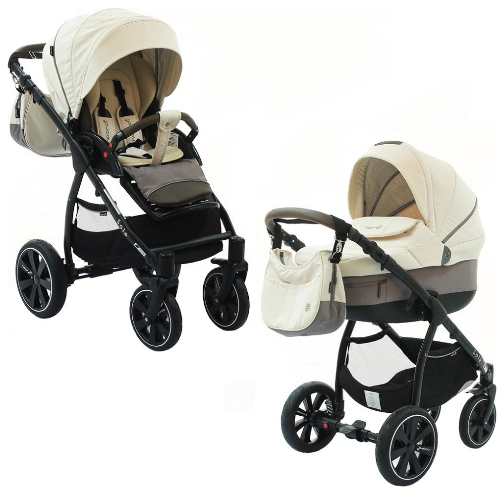Купить Коляска 2 в 1 Noordi Sole Sport auroral, Детские коляски 2 в 1