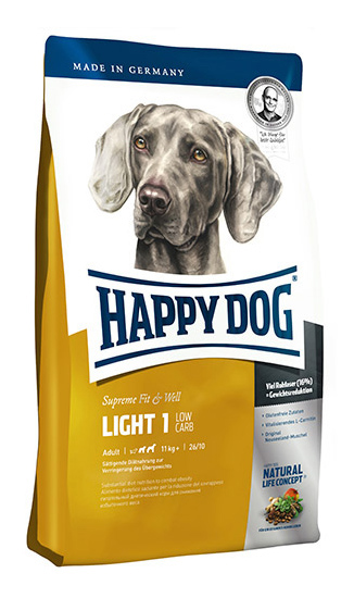 HAPPY DOG SUPREME FIT #AND# WELL LIGHT 1