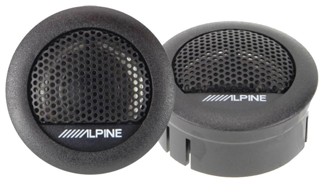 Автоакустика Alpine SXE 1006TW 280Вт 88дБ