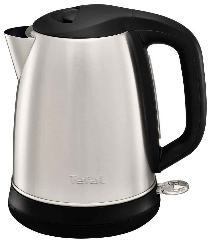 Чайник электрический Tefal KI270D30 Silver/Black