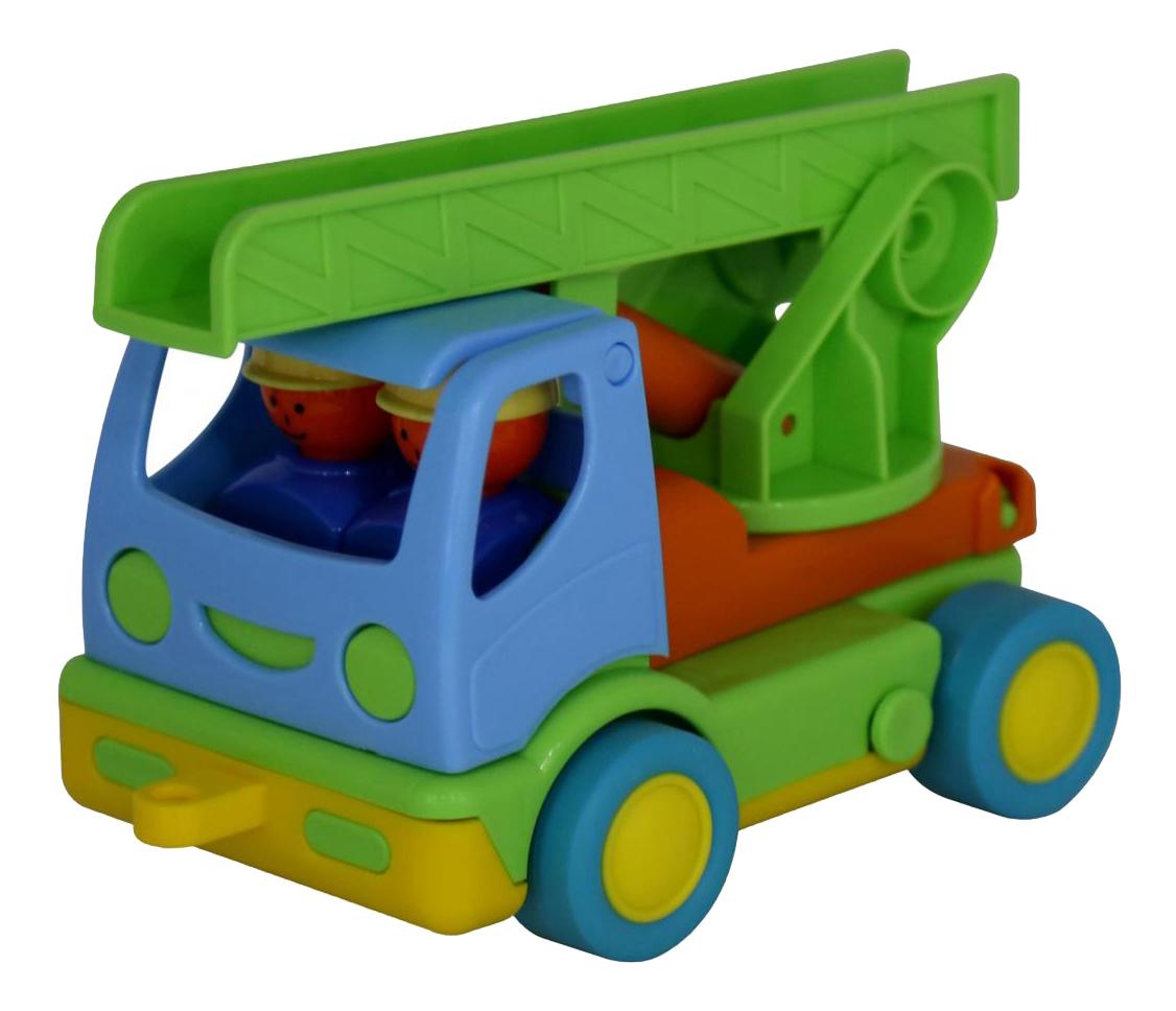 Пожарная машина Полесье Мой первый грузовик фото