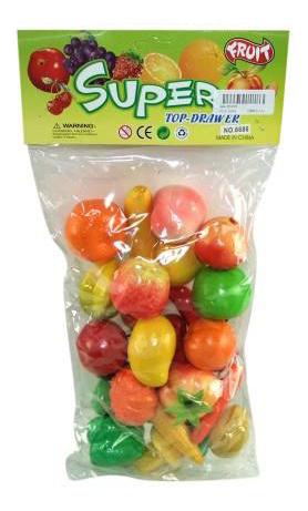 Набор фруктов игрушечный Junfa Toys Super фото