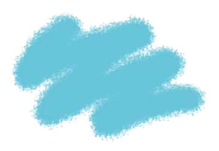 Купить АКР-36, Краски для моделизма Zvezda Голубая, Модели для сборки