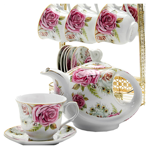 Чайный сервиз LORAINE 24787 фото