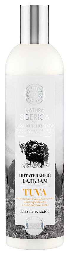 Бальзам для волос Natura Siberica Tuva Питательный 400 мл фото