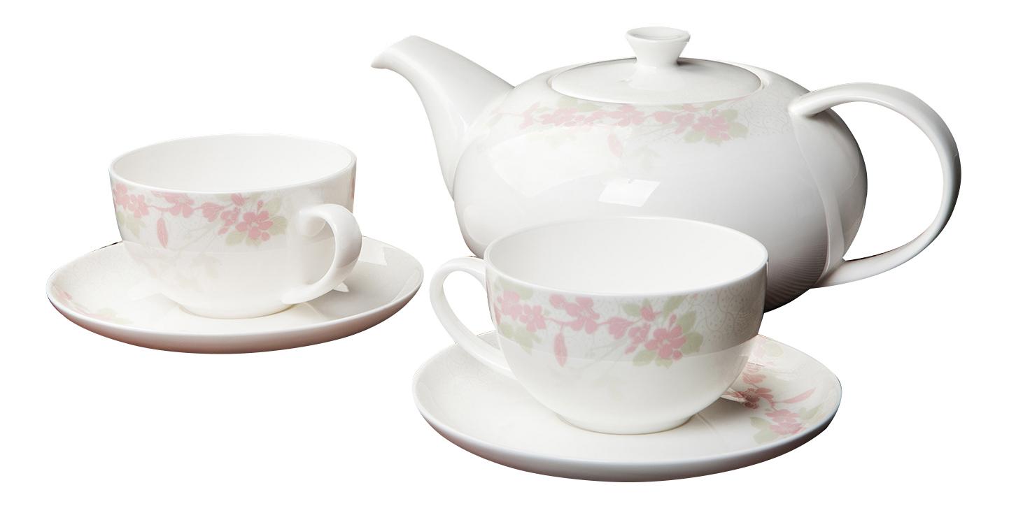 Чайный сервиз Royal Aurel 13 пр.