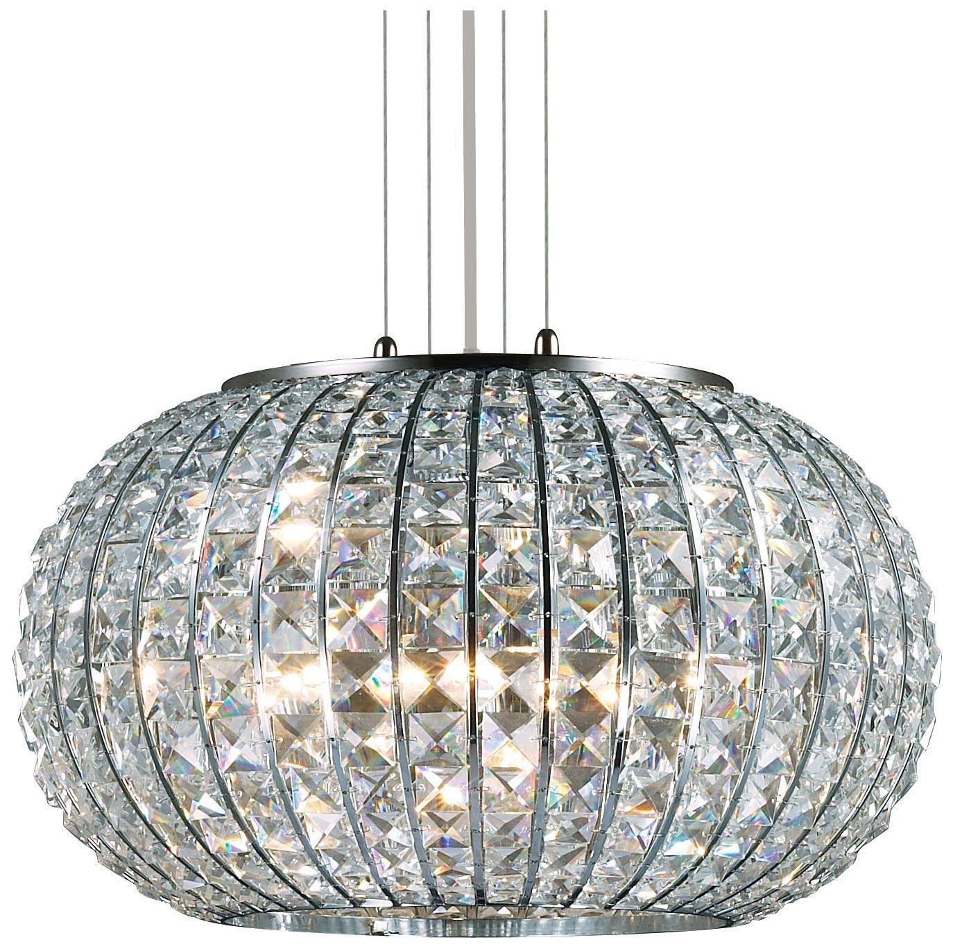 Подвесной светильник Ideal Lux Calypso SP5 фото