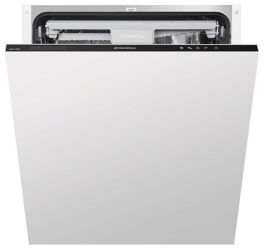 Встраиваемая посудомоечная машина 60 см MAUNFELD MLP 12IM фото