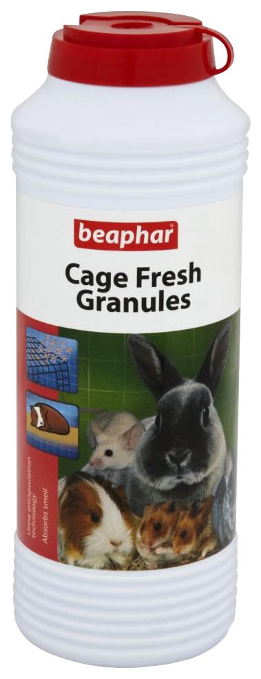 Beaphar Cage Fresh Granules ликвидатор запаха для клеток