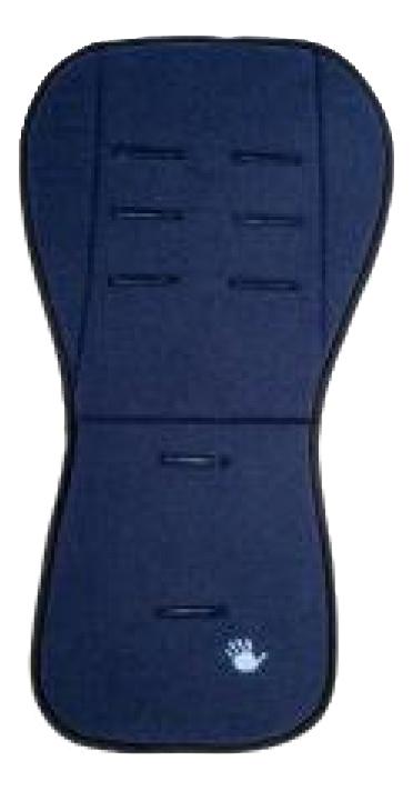 Купить Матрасик в коляску Altabebe Lifeline Polyester Navy Blue, Аксессуары для детских колясок
