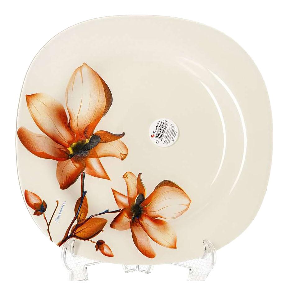 Тарелка Pasabahce Orchids 26 см
