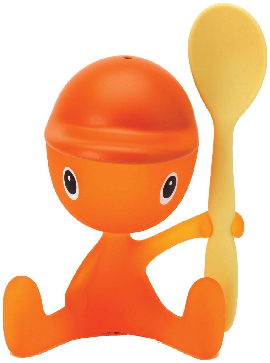 Подставка для яйца Alessi ASG23 SO Оранжевый