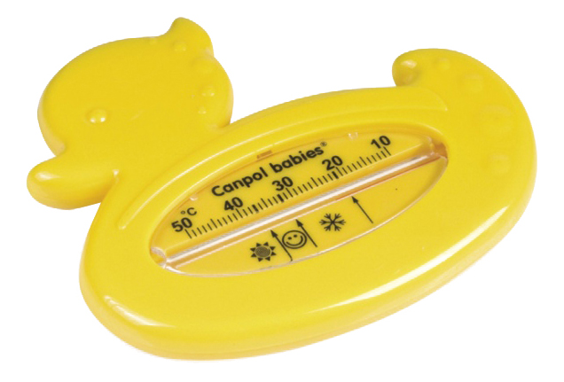 Купить Уточка для воды, Классический термометр для воды Canpol babies Уточка для воды,