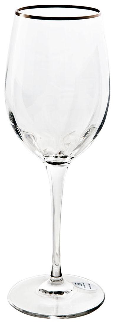 Набор бокалов Kuchenland для белого вина 380 мл 6шт