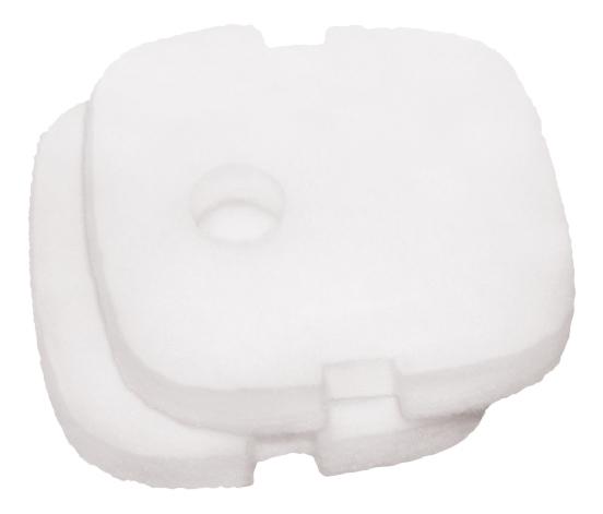 Губка для внешнего фильтра Sera Filter Sponge для 130/130+UV белая, поролон, 2 шт, 20 г фото