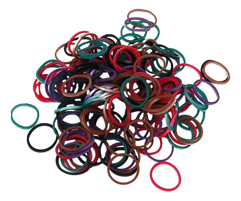 Плетение из резинок Rainbow Loom Хэллоуин микс 600 шт.