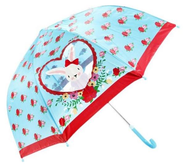 Купить Детский зонт Mary Poppins Lady Mary Rose Bunny 46 см 53598, Детские зонты