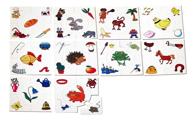 картинка Настольная развивающая игра Логика Тридевятое царство Учись, играя от магазина Bebikam.ru