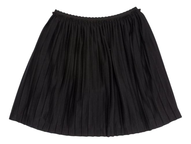Купить Плиссированная черная школа 2016 140 размер, Юбка S Cool плиссированная черная Школа 2016 140 размер, S'Cool, Юбки для девочек
