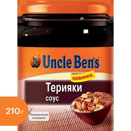 Соус  Uncle Ben\'s  терияки 210 г